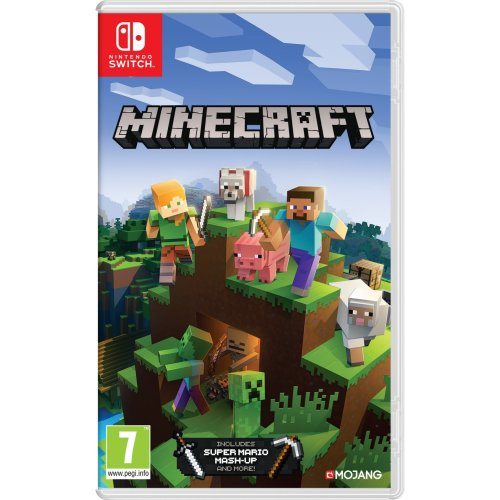 Minecraft Bedrock Edition (Nintendo Switch)