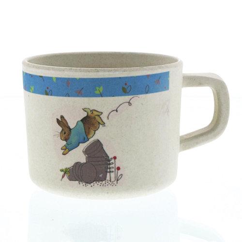 Beatrix Potter Peter Rabbit Organic Mug Childrens Eco Friendly Gift