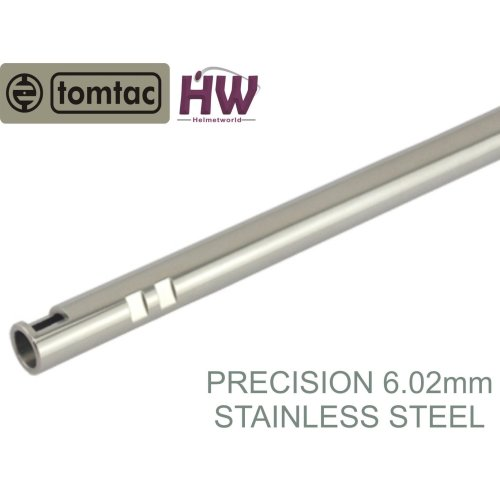 Airsoft Precision Inner Barrel 6.02 Stainless Steel Tight Bore 363Mm Tomtac 6.03