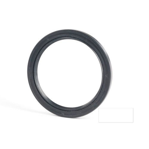 6x16x7mm Oil Seal Nitrile Double Lip With Spring 2 Pack