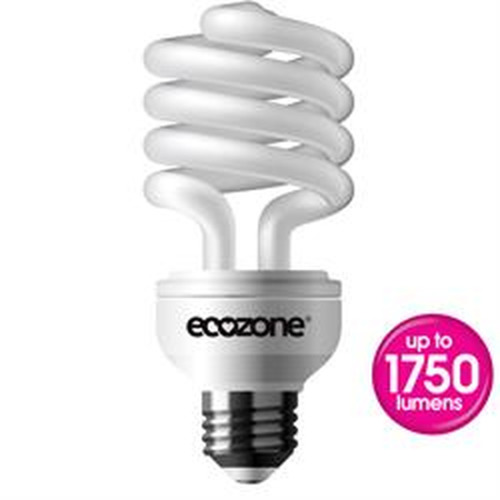Ecozone Sad Daylight Biobulb 25 Watts Screw 1750 Lumens 69g