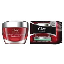 Olay Regenerist 3 Point Super Age-Defying Moisturiser Fragrance Free, 50 ml