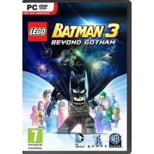 Lego Batman 3 Beyond Gotham PC DVD