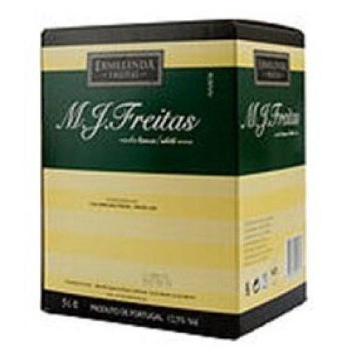 Ermelinda Freitas White Wine BAG-IN-BOX - 5 Lt