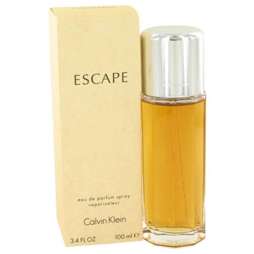 ESCAPE for Women by Calvin Klein  100ml 3.4oz Eau de Parfum EDP Spray