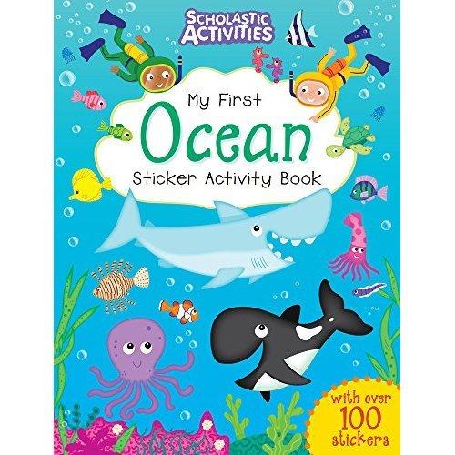 My First Ocean Sticker Activity Book (Scholastic Activities)