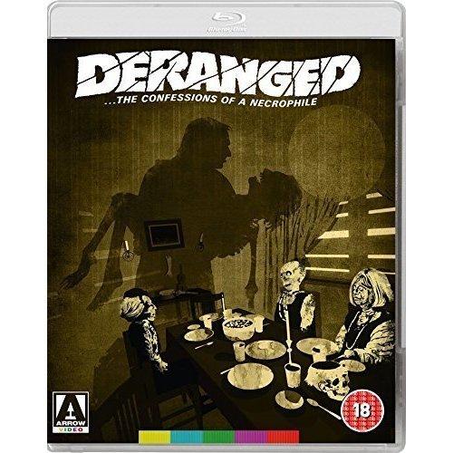 Deranged [Blu-ray] [DVD]