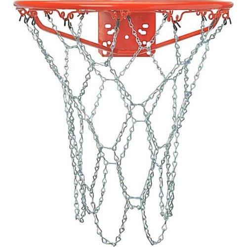 Brybelly Holdings SBAS-301 Outdoor Galvanized Steel Chain Basketball Net