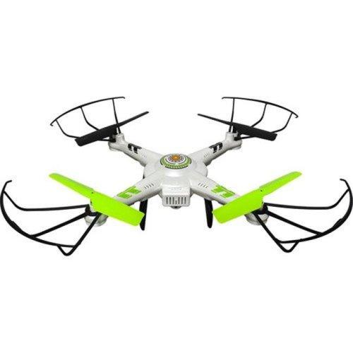 Quadrone AWQDRPOV Vision Wireless Quadcopter, Green