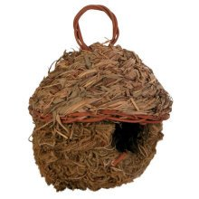 Grass Nest, Ø 11cm - Nest Birds Trixie Cage 5622 Natural 11 -  nest grass birds trixie cage 5622 natural 11cm