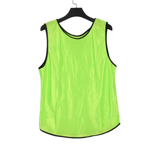 Set of 6 VERT ANIS One Size Basketball/Soccer Scrimmage Vests Basketball Jersey