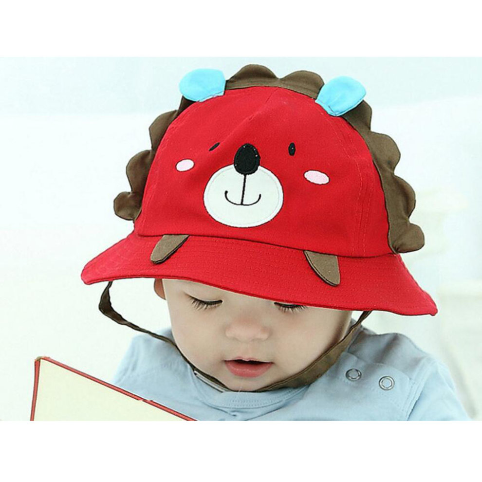 ... Colorful Baby Sun Protection Hat Infant Floppy Cap Cotton Sun Hat 1-3  Years Old.   938100380ece