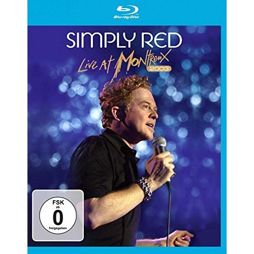 Simply Red: Live at Montreux 2003 [Blu-ray] [DVD]