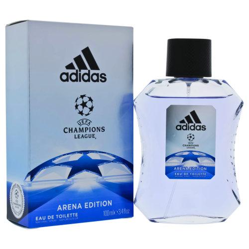 Adidas UEFA Champions League - 3.4 oz EDT Spray (Arena Edition)