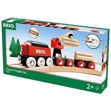 BRIO Classic Freight Set