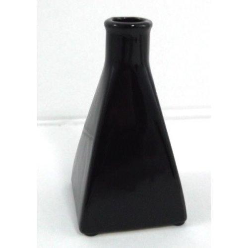 Pyramid Ceramic Vase