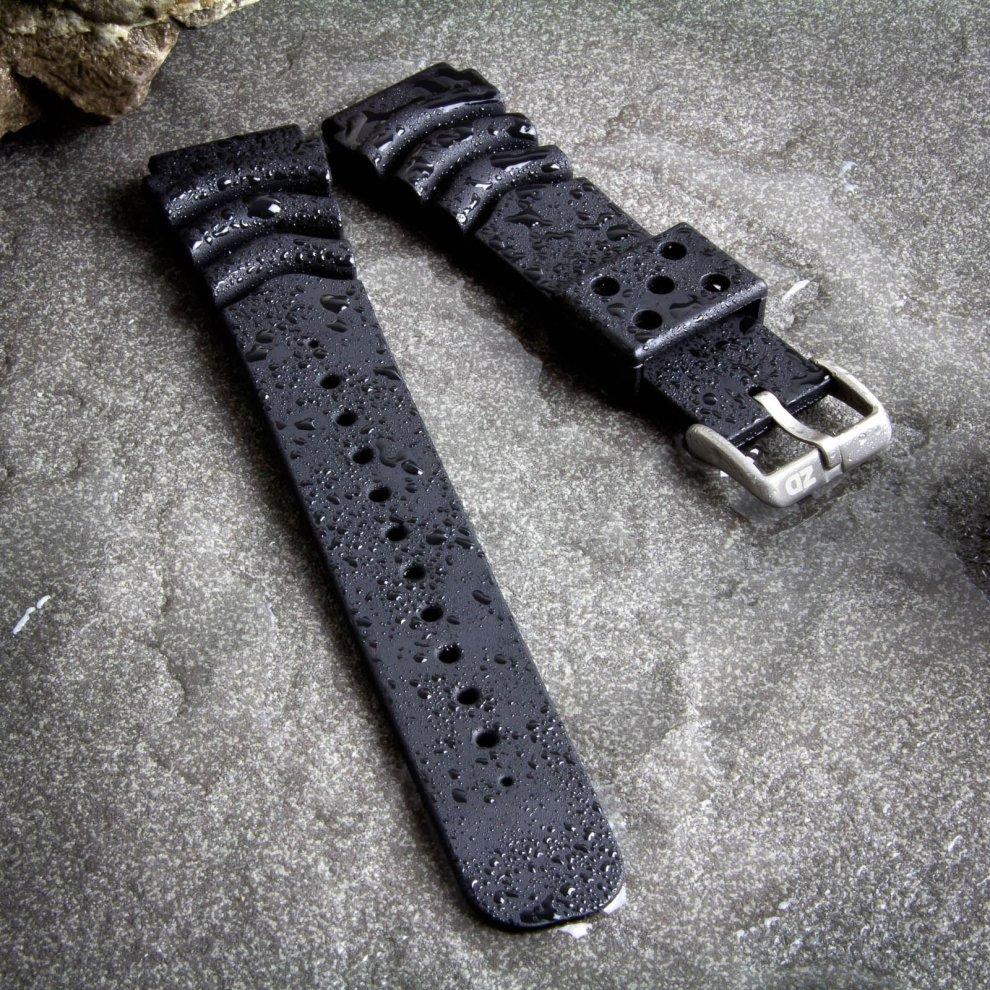 3750b4f871e ... Dive Watch Strap by ZULUDIVER