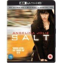 Salt - 4k Ultra Hd