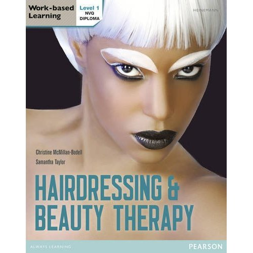 Level 1 NVQ Diploma Hairdressing and Beauty Therapy Candidate Handbook