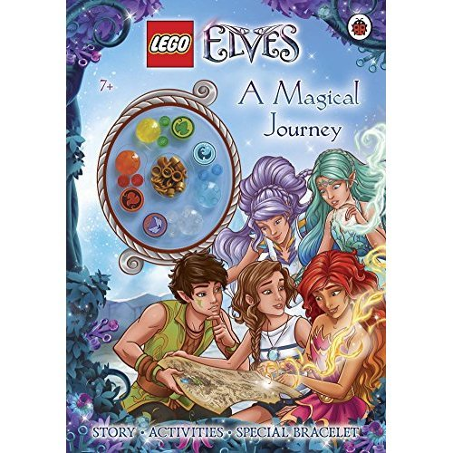 LEGO Elves: A Magical Journey (Lego Elves Activity Books)