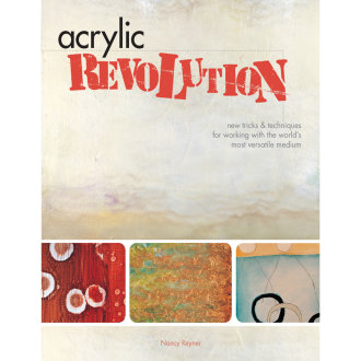 North Light Books-Acrylic Revolution