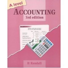 Letts a Level - a Level Accounting (3rd Edition)