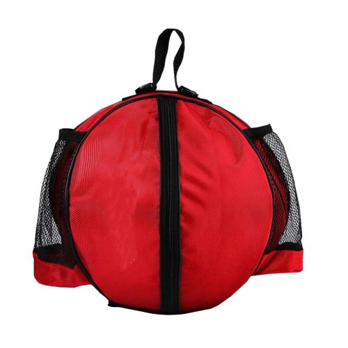 Red Basketball/Football/Volleyball Storage Take Out Bag Sport Equipment Bag