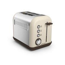 Morphy Richards Accents 2-Slice Toaster 850 W - Sand (Model No. 222004)