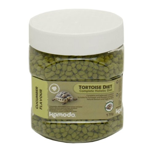 Komodo Tortoise Diet Cucumber 170g