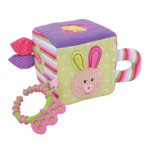 Bigjigs Toys Bella Activity Cube