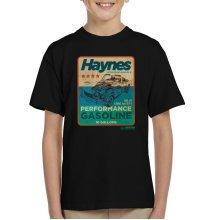 Haynes MG MGB Performance Gasoline Kid's T-Shirt