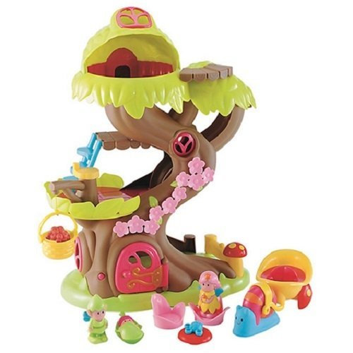 Early Learning Centre ELC HappyLand Forest Fairy Treehouse