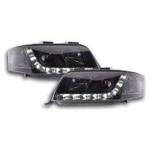 DRL Daylight headlight  Audi A6 4B Year 01-03 black