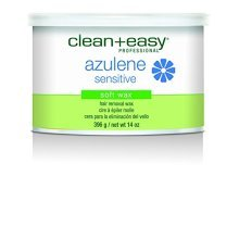 Clean + Easy Soft Wax, Sensitive, 14 Ounce