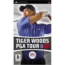 Tiger Woods PGA Tour 2007 Sony PSP Game