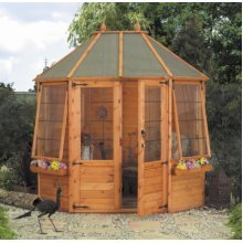 8x6 Octagonal Summerhouse