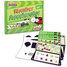 Junior Learning Smart Tray Number 1 Accelerator Set