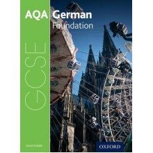 Aqa Gcse German: Foundation Student Book: Foundation