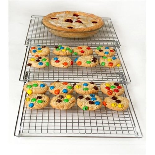 Nifty Home Products EZ89 Expandable Cooling Rack
