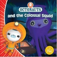 Octonauts and the Colossal Squid