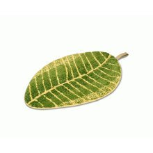 Creative Home Decor Green Leaf Doormat 40 By 60 CM