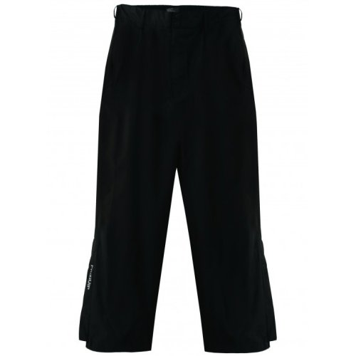 ProQuip Junior (9-10 Years) Europa Lined Waterproof Golf Trouser Black