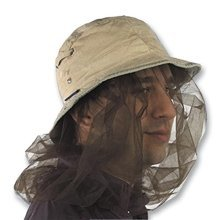 Highlander Ultra-Fine Mosquito/ Midge Head Net