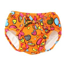Reusable Swim Diaper Adjustable Absorbent Shower Diapers for Baby Toddler, A10