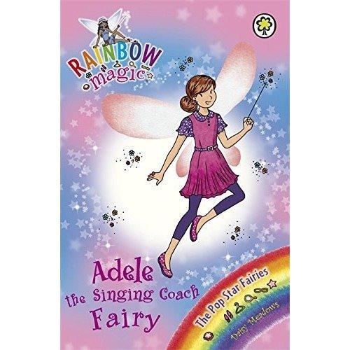 Adele the Singing Coach Fairy: the Pop Star Fairies Book 2 (rainbow Magic)