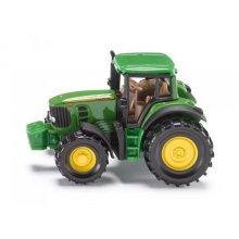 Siku John Deere 7500 Tractor - 7530 Toy 1009 Diecast Model -  john deere siku 7530 tractor toy 1009 diecast model