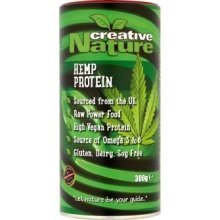 Creative Nature - Hemp Protein Organic 300g