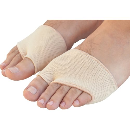 Medipaq® Metatarsal Gel Cushion - Relieve Ball of Foot Pain (1x PAIR Size 3-7½)