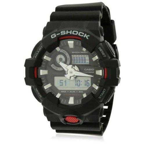 Casio GA700-1ACR 528 mm G-Shock Ana-Digi Mens Watch
