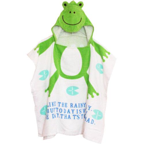 Cute Baby Towel/ Bath Towel/Baby-Washcloths/BABY bathrobe,Lovely Frog